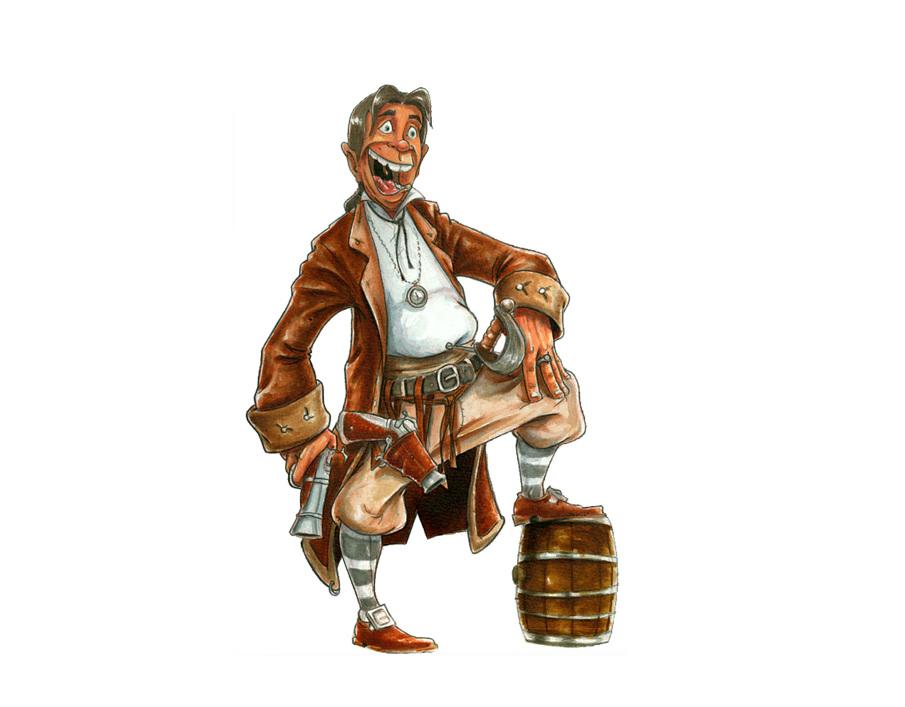 Character Design Site : Character design ratte florian