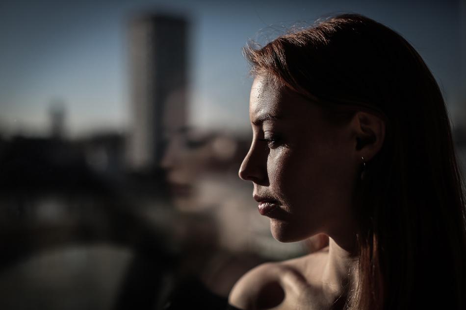 Katie Johnson Portrait Rugfoot