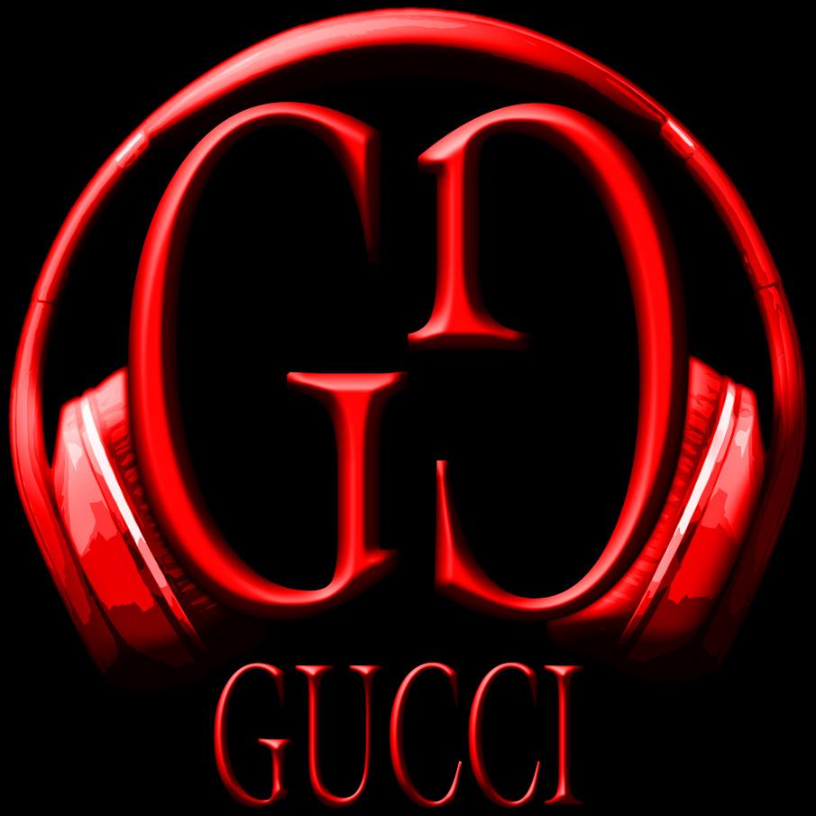 gucci dj logo linh huynh
